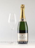 Godme Pere et Fils Brut Blanc de Blancs шампанское Годме Пэр э Фис Брют Блан де Блан