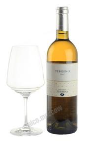 Zerbina Tergeno итальянское вино Дзербина Терджено