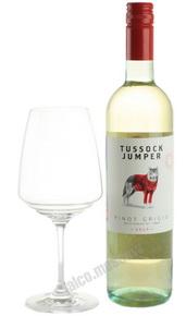 Tussock Jumper Nero D Avola Итальянское вино Тассок Джампер Неро дАвола