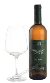 Cantine Vinci Grecanico Inzolia Итальянское Вино Кантине Винчи Греканико Инзолиа