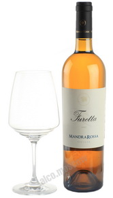 Mandrarossa Furetta Итальянское Вино Мандраросса Furetta