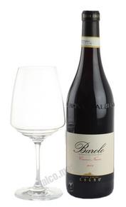 Cogno Barolo Cascina Nuova Итальянское вино Коньо Бароло Касчина Нуова