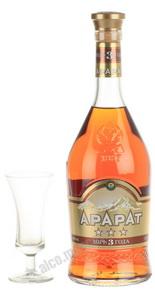Ararat 3 years 0.7l коньяк Арарат выдержка 3 года 0.7л