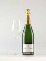 Delamotte Blanc de Blancs шампанское Деламотт Блан де Блан