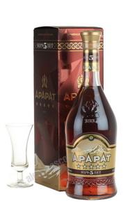 Ararat 5 years 0.7l коньяк Арарат выдержка 5 лет 0.7л