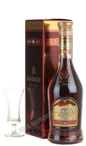 Ararat Ani 6 years 0.5l коньяк Арарат Ани выдержка 6 лет 0.5л
