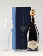 Henriot 1996 шампанское Энрио 1996 года
