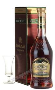 Ararat Otborny 7 years 0.5l коньяк Арарат Отборный выдержка 7 лет 0.5л