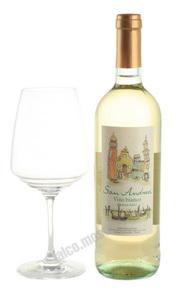 Botter San Andrea Bianco Dry Итальянское Вино Боттер Сан Андреа