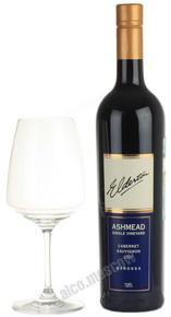 Elderton Ashmead Cabernet Sauvignon Австралийское Вино Элдертон Эшмид Каберне Совиньон