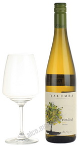 Yalumba The Y Series Riesling Австралийское Вино Ялумба Уай Сериез Рислинг