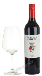 Tussock Jumper Shiraz Австралийское Вино Тассок Джампер Шираз