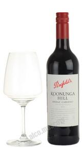 Penfolds Koonunga Hill Shiraz Cabernet Австралийское Вино Пенфолдс Кунунга Хилл Шираз Каберне