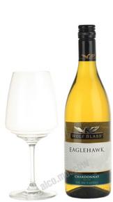 Wolf Blass Eaglehawk Chardonnay Австралийское Вино Вольф Бласс Иглхок Шардонне