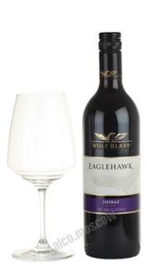 Wolf Blass Eaglehawk Shiraz Австралийское Вино Вольф Бласс Иглхок Шираз