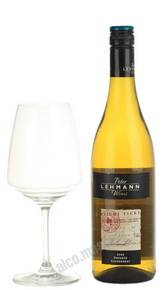 Peter Lehmann Weighbridge Unoaked Chardonnay Австралийское Вино Питер Леманн Вэйбридж Аноукт Шардонне