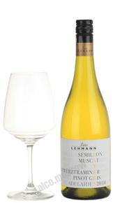 Peter Lehmann Layers White Австралийское Вино Питер Леманн Лэйерс Уайт