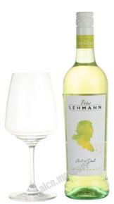 Peter Lehmann Chardonnay Barossa Австралийское Вино Питер Леманн Шардонэ Баросса