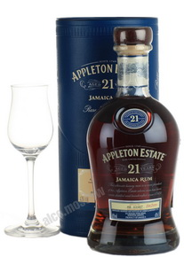 Appleton Estate 21 Ром Аплетон Естат 21