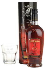 El Dorado Ром Эль Дорадо 5 лет