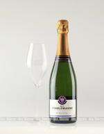 Charlemagne Blancs de Blanc 2008 шампанское Шарлемань Блан де Блан 2008 года