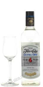 Flor de Cana Extra Dry Ром Флор де Кана Экстра Драй