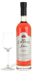 Cartavio 12 years ром Картавио 12 лет