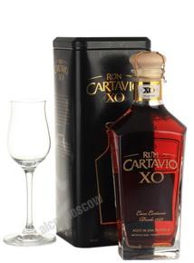 Cartavio XO ром Картавио ИКСО