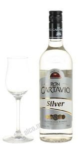 Cartavio Silver ром Картавио Силвер