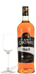 Cartavio Black ром Картавио Блэк