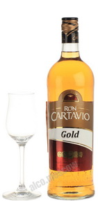Cartavio Gold ром Картавио Голд