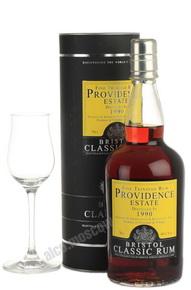 Bristol Classic Rum 1990 Ром Бристол Классик 1990