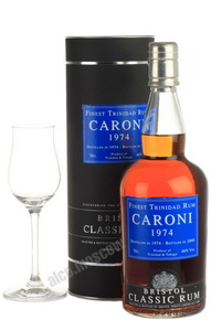 Bristol Classic Rum 1974 Ром Бристол Классик 1974