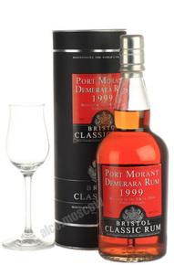 Bristol Classic Rum 1999 Ром Бристол Классик 1999
