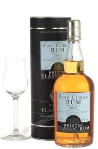 Bristol Classic Rum 2003 Ром Бристол Классик 2003