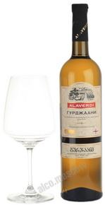 Alaverdi Gurjaani грузинское вино Алаверди Гурджаани