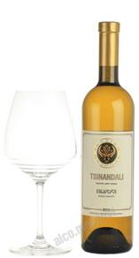 Iberika Tsinandali грузинское вино Иберика Цинандали