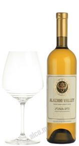 Iberika Alazani Valley White грузинское вино Иберика Алазанская Долина Белое