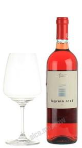 Andrian Lagrein Rose Итальянское вино Андриан Лагрейн Розе
