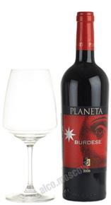 Planeta Burdese Итальянское Вино Планета Бурдезе