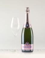 Pommery Brut Rose шампанское Поммери Брют Розе