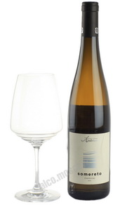Andrian Somereto Итальянское вино Андриан Сомерето