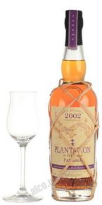 Plantation Panama 2002 ром Плантейшн Панама 2002