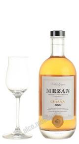 Mezan 2002 Gayana ром Мезан Гайана 2002