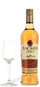 Bacardi Gold Ром Бакарди Золотой