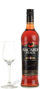 Bacardi Black Черный ром Бакарди
