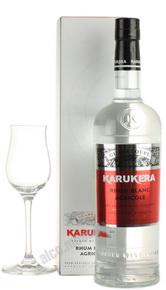 Karukera Blanc Agricole Ром Карукера Бланк Агрикол