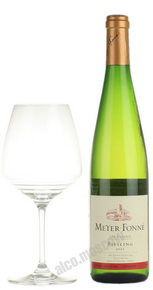 Meyer-Fonne Riesling Французское вино Мейер-Фонне Рислинг