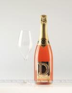 Diadema Rose 2002 шампанское Диадема Розе 2002 года