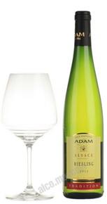 Jean-Baptiste Adam Tradition Riesling Французское вино Жан-Баптист Адам Традисьон Рислинг